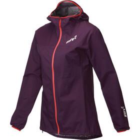 inov-8 Trailshell Full Zip Damen purple